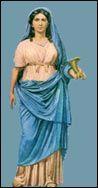 Metamorphosis of ethnic Roman costumes