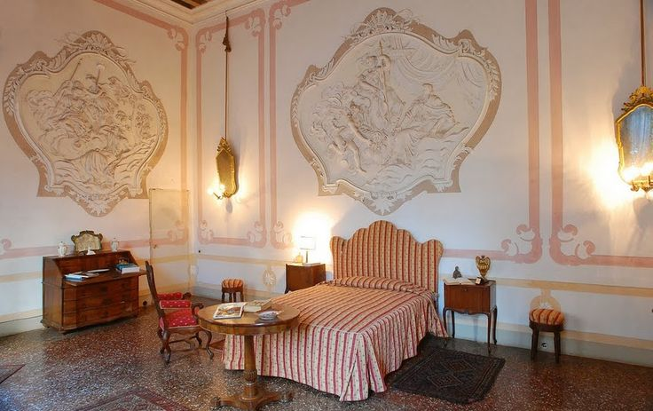 #Ca' #Marcello is one of the most beautiful and well-maintained examples of #Palladian style villas which lays in the middle of the #Veneto region