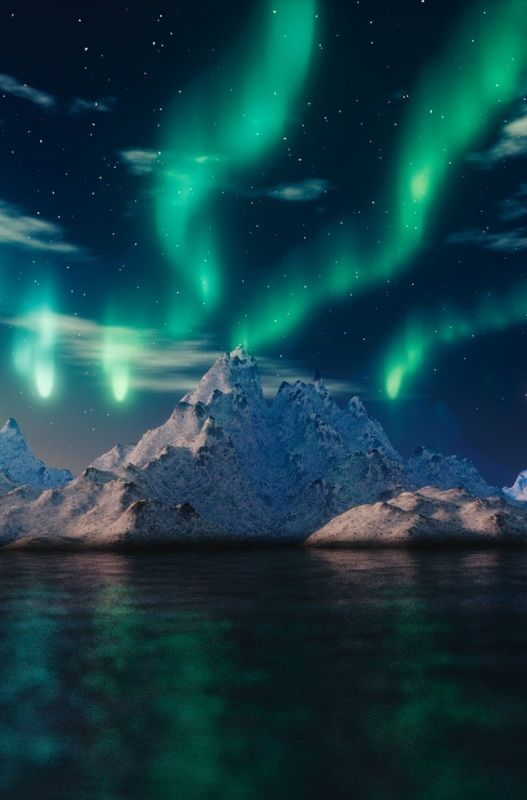 Best Countries To See The Northern Lights Northern