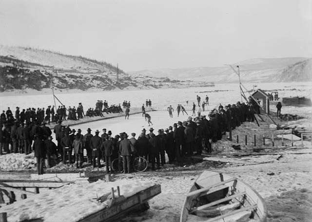 first ever NHL game, Dec 19, 1917.. Montreal