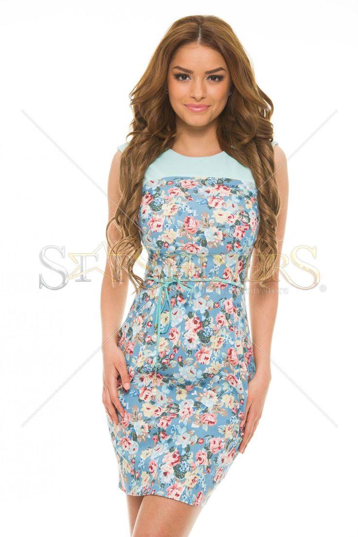 StarShinerS Dreamlike Blue Dress