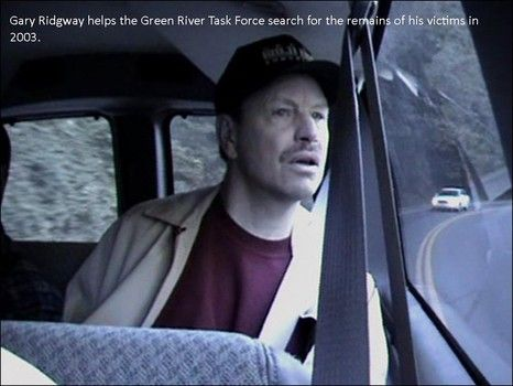 gary leon ridgeway the green river This is where gary leon ridgway grew up, and where he always returned the green river murders took place between the years 1982-1984 the entire ordeal started out with women, mainly young prostitutes, in the seattle, washington area going missing.