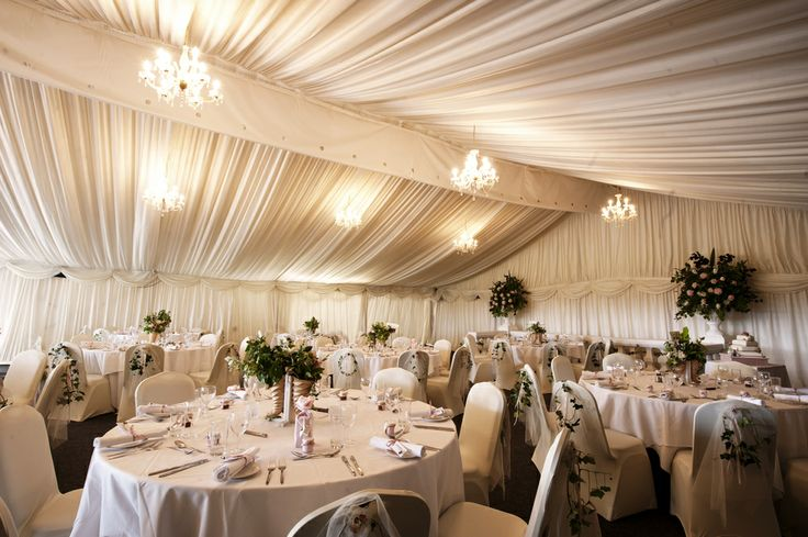 Emily & Ollie's marquee
