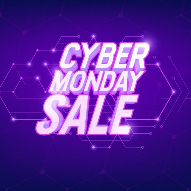 Cyber Monday Sale Poster Design Abstract Advertising Background Png And Vector With Transparent Background For Free Download Cyber Monday Sales Sale Poster Cyber Monday Design
