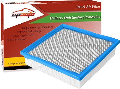 EPAuto GP075 (CA10755) Toyota / Lexus Panel Engine Air Filter for Avalon V6(2013-2017), Camry V6(2012-2017), Highlander V6 Gas(2014-2017), Sienna(2011-2017), ES350(2013-2017). For product info go to:  https://www.caraccessoriesonlinemarket.com/epauto-gp075-ca10755-toyota-lexus-panel-engine-air-filter-for-avalon-v62013-2017-camry-v62012-2017-highlander-v6-gas2014-2017-sienna2011-2017-es3502013-2017/