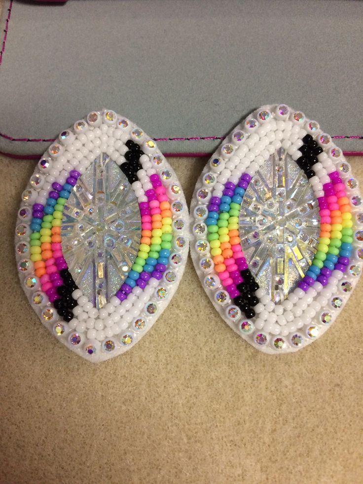 Best 25+ Beaded earrings native ideas on Pinterest ...