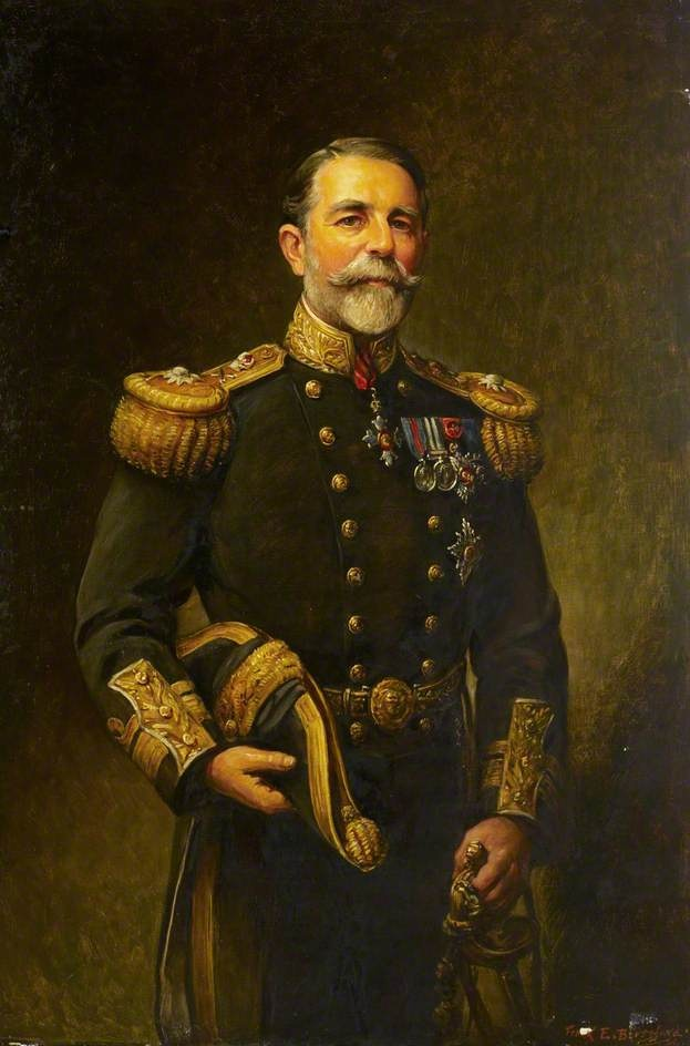 Rear-Admiral Sir Edward Inglefield (1861–1945)