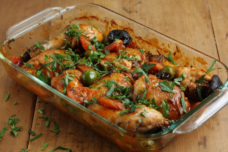 Chicken Provencal by Maggie Beer
