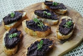 Liquid Gold Black Olive Tapenade