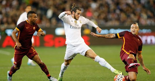 Real Madrid vs AS Roma Live streaming free Champions League Real Madrid vs AS Roma Live streaming free Champions League on March 8-2016 Real Madrid hosts Roma in the corresponding round knockout match of the Champions League. In the first leg he won the Olympic white set in the Italian capital (0-2) after twelve years doing the same in transalpine ground. Rome feud comes to Madrid after harvesting seven consecutive victories in their league and with the intention to surprise and overcome...