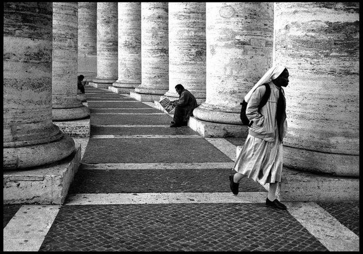 Rome Decisive moment