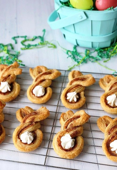Bake 2 easy recipes for easter bunnies and inspire ideas   – essen