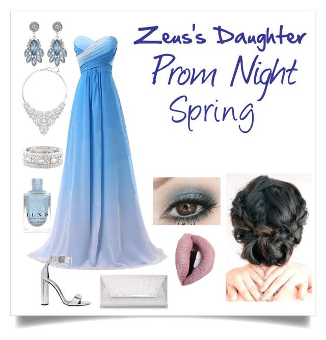 """Zeus's Daughter Spring #12"" by h-zita ❤ liked on Polyvore featuring Tom Ford, Dorothy Perkins, Swarovski, Sole Society, Prom and PROMNIGHT"