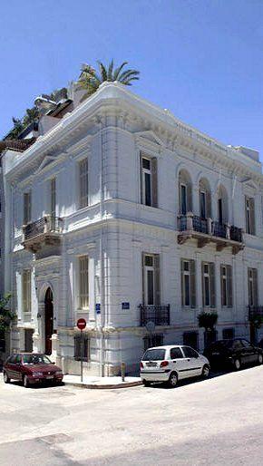 GREECE CHANNEL   Makrygianni, Athens, Greece