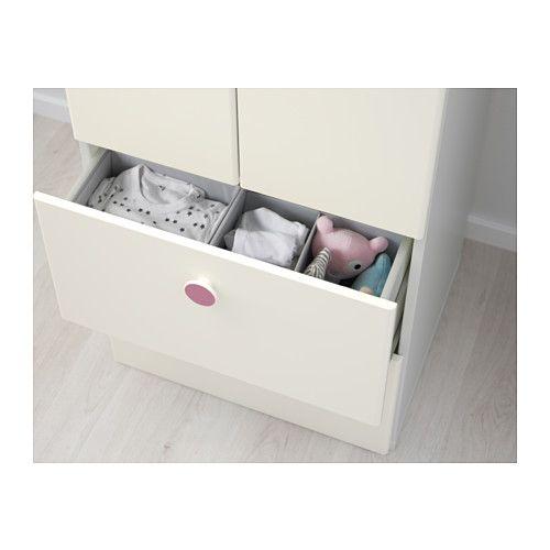STUVA / FÖLJA Garderob med 2 dörrar+2 lådor  - IKEA