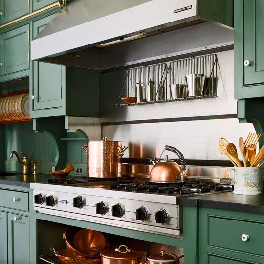 Great Kitchen Storage Ideas 1 of 29 - Traditional Home®