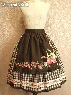 so cute, hostess apron (with an apron)
