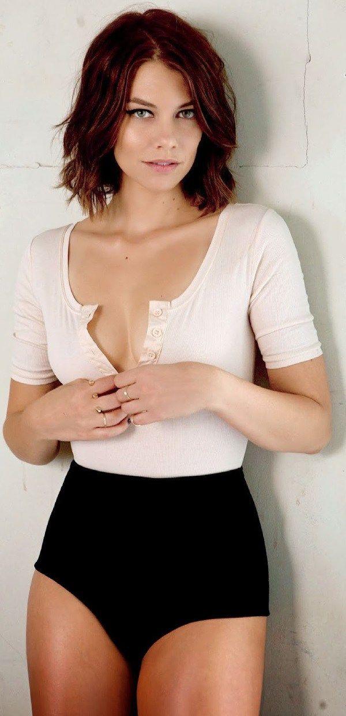 Lauren Cohan Height, Weight, Bra Size Body Measurement