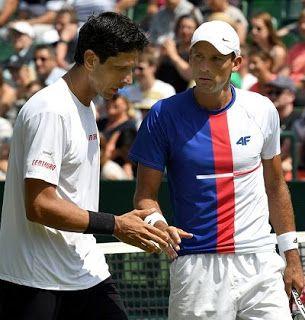 Blog Esportivo do Suíço:  Marcelo Melo e o polonês Lukasz Kubot estrearam com vitória em Wimbledon
