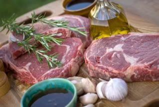 Great list of paleo meat marinades.  I've had good success with these.