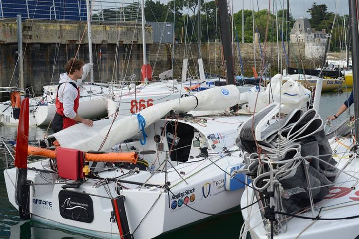 #UPDATE: #MiniTransatRace 2015 with @Rmouchel_346. At the end of May, Romain headed back to France to prepare for the 3rd regatta of the season. Trophée MAP in Douarnenez, which will start the 4th of June: 250 miles single handed. You can follow, Sponsor and keep upto date with Romain's training and races on: Twitter @Rmouchel_346, Facebook RomainMouchel-Navigateur or his Blog: Romainmouchel.com #wevegotitcovered www.technocraftsl.com