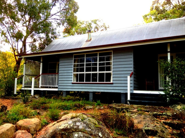 Stanthorpe Accommodation - absolute comfort, perfectly located cottages in a charming rural setting by the creek. So soothing!! Find us at www.diamondvalecottages.com.au #Stanthorpe #accommodation #travel #Southernqueenslandcountry #Queensland
