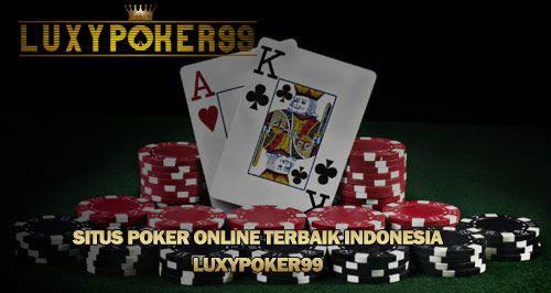 Luxypkr99 adalah situs agen judi poker terbaru promo banyak bonus yang dapat dimainkan di apk ios dengan uang asli minimal deposit murah 10rb saja.