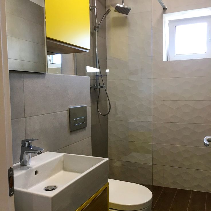 Bathroom project in 2 rooms apartament in Bucharest