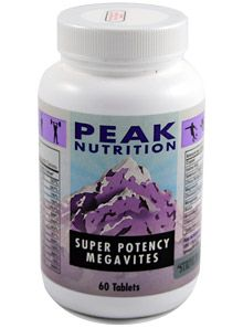Super Potency Megavites Deal