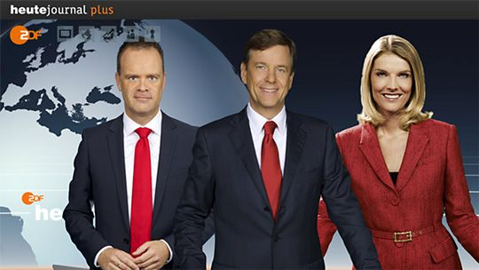 ZDF - heute Journal