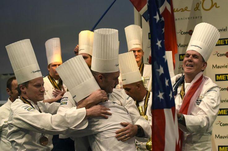 La Team USA explose le Bocuse d'Or. Une question de moyens ? D'inspiration ? D'intérêts économiques communs entre la France et les Etats-Unis ?