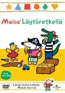 Maisa Löytöretkellä -dvd:llä Maisa, Keke, Tellu, Arttu ja Nipa tykkäävät hauskanpidosta! Lähde mukaan, kun ystävykset leikkivät merirosvoja, kokoavat palapelejä ja seikkailevat matkalla puistoon!