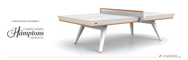 Hamptons Tischtennisplatte | Luxuriöse, moderne Billardtische – die exquisitesten Tischtennis…