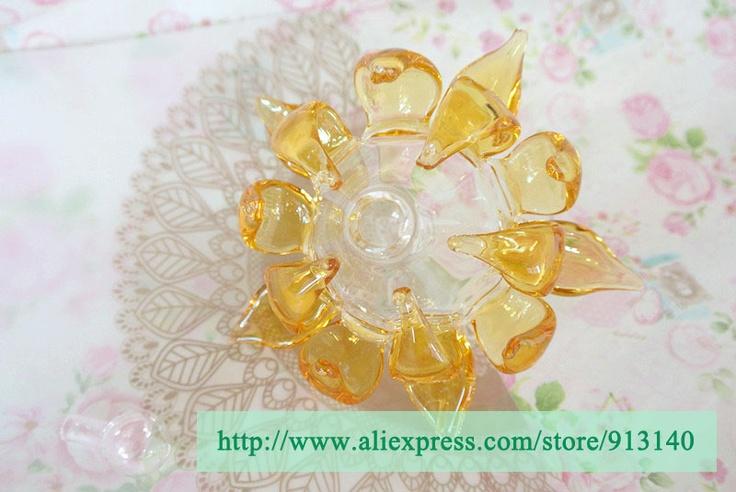 electric aroma diffuser, lotus design,