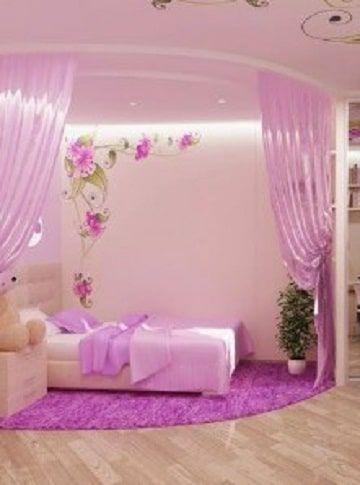 Bonito cuartos para ni as fotos como decorar el cuarto de for Cuartos de nina de 9 anos modernos