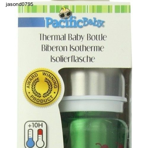 Baby Bottle Thermal Feeding Drink Food Car Journey Travel Bags Pacific Baby Cup