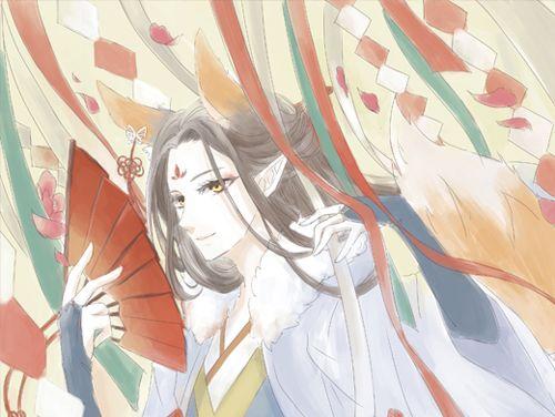 源川瑠々子の『星空の歌』コーナー/今夜のキャラクター(2017/11/30 更新)◇ 今夜のキャラクターは、アロワナ株式会社 キャラクター事業部のえびさんの「嫣(エン)」です
