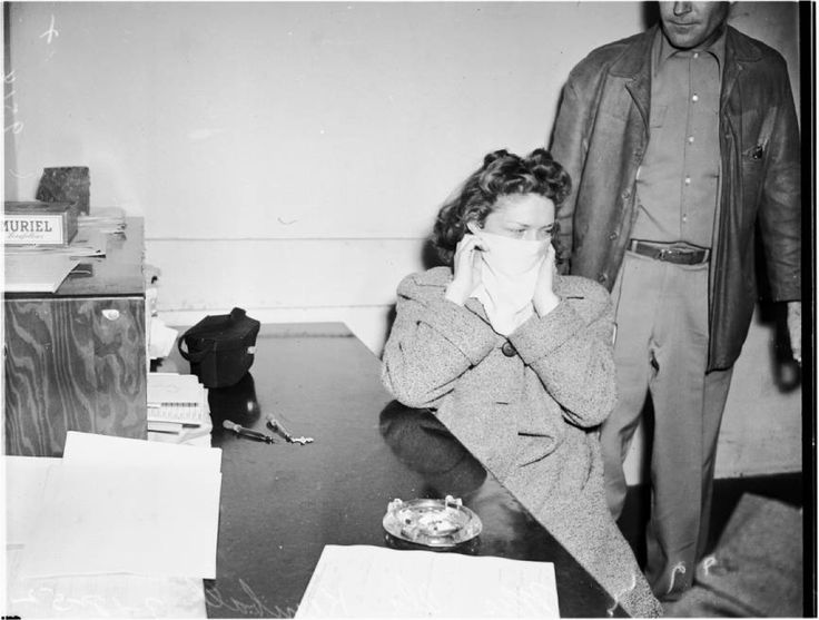 Dope -- Narcotics, 1952 :: Los Angeles Examiner Collection, 1920-1961
