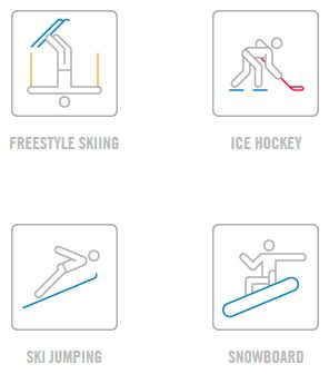 List of Current Olympic Sports - Summer and Winter