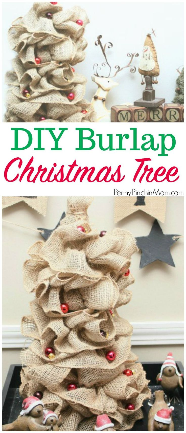 60 best Christmas Decorations images on Pinterest | Diy christmas ...