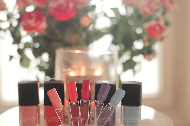 Blogpost über exurbe cosmetics auf laruemarie.com