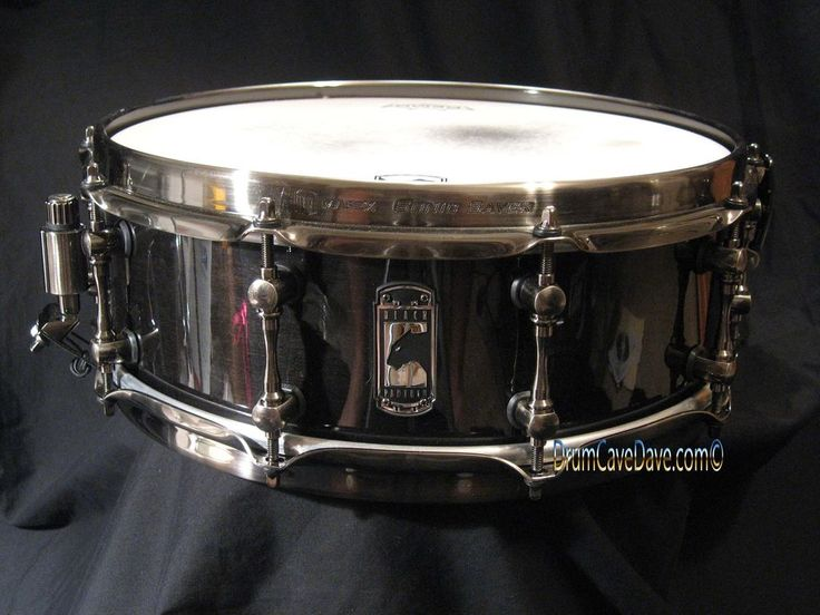 Mapex Bpml4500lntb Black Panther 14 Inch Snare Drum