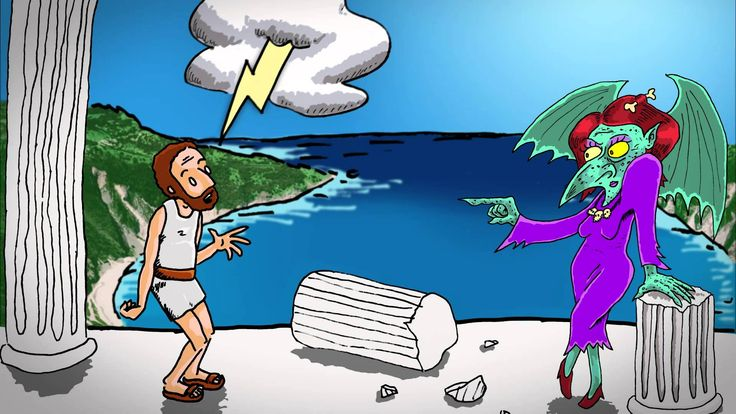 Cursed by Zeus, Pericles receives a warped punishment!