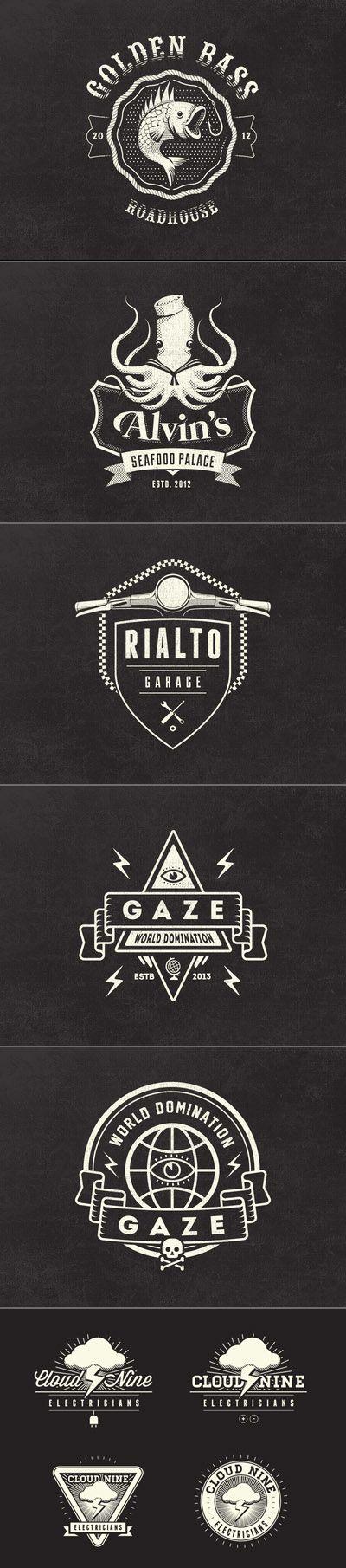 Logos by Mathias Temmen