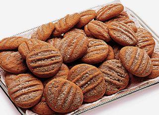 Sirva o biscoito de canela para acompanhar o café em menos de 30 minutos.