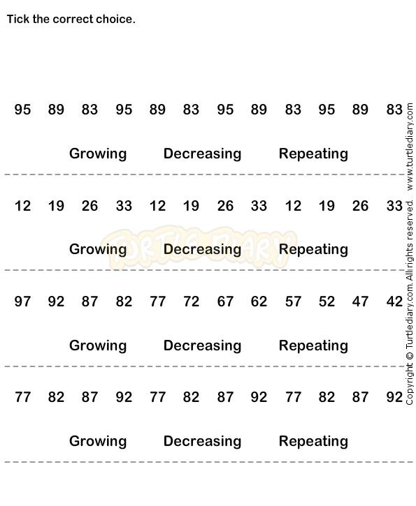 Logical Reasoning Worksheets For Kids | www.pixshark.com ...