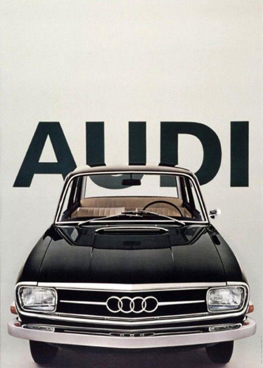 Audi vintage style