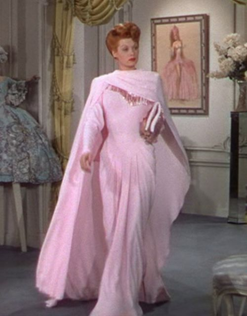 Lucille Ball in 'Du Barry was a Lady' (1943)