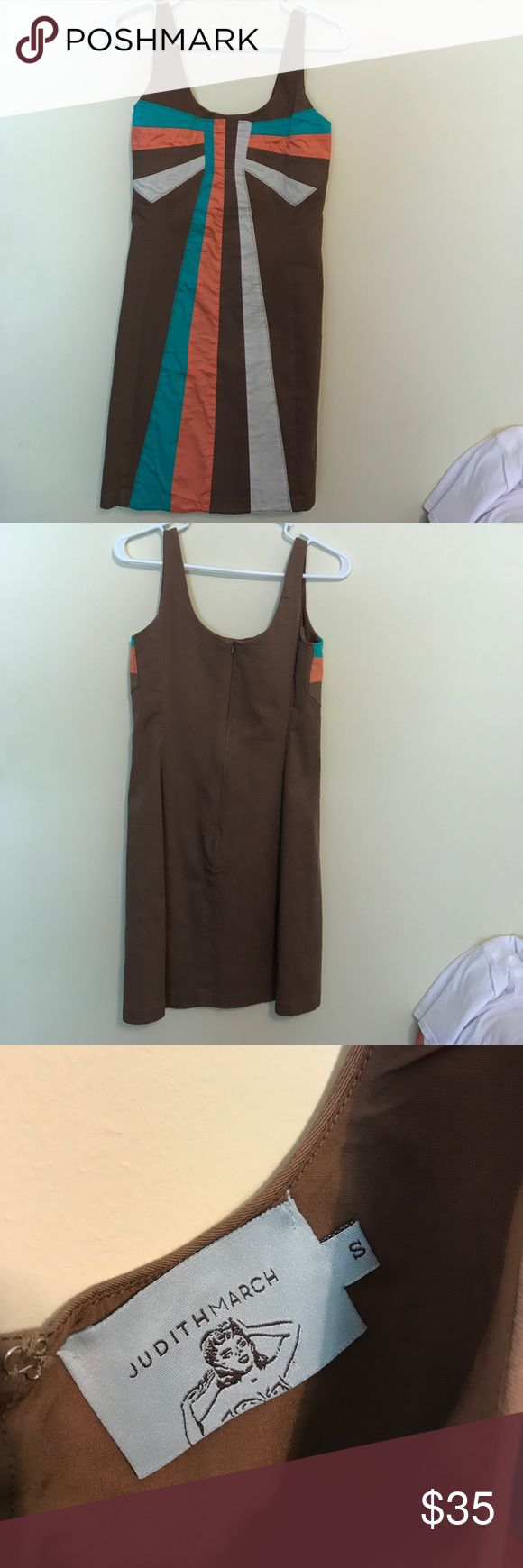 Judith March sleeveless dress never worn Judith march dress Judith March Dresses Mini
