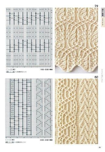 260 Knitting Pattern Book by Hitomi Shida. Обсуждение на LiveInternet…